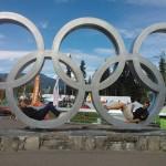 ACBB Triathlon - Christophe Domain et Lynn Robertson - Ironman de Whistler 2013
