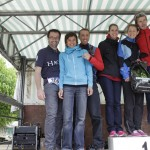 Podium Triathlon Cergy 2013
