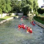 Canoe au raid ROC37