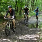 Bike'n run au raid ANSA