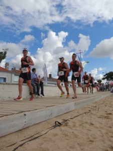 CAP hommes ACBB Triathlon coupe de France