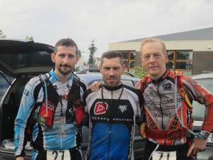 Arrivée Raid Runners aux boucles de la Marne