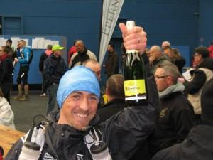 Champagne au Sparnatrail 2013