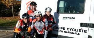 ACBB Triathlon à la cyclotouriste de l'ACBB Souvenir Fernand Leroy