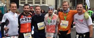 Semi marathon de Boulogne-Billancourt 2013