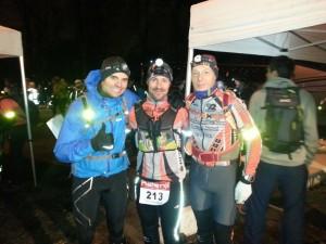 Thomas, Seb et Jean-Luc à la Noct'Orientation 2013