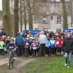 départ jeunes bike and run versailles