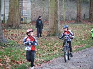 graine de champion au bike and run de versailles