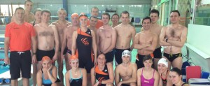 Stage natation à Vittel