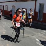 Christine Lavarde au Trans Gran Canaria 2014