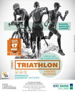 Flyer triathlon ACBB Triathlon