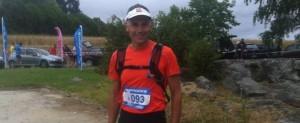 Denis au trail de Mondeville