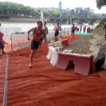 Bertrand à la demi-finale de D3 de triathlon à Angers