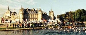 Triathlon de Chantilly 2014