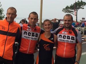 ACBB Triathlon à La Baule 2014