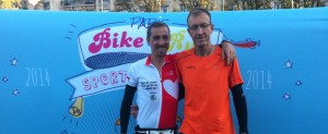 Bike'n run de Paris