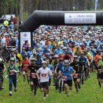 Bike & run du parc de St Cloud 2014