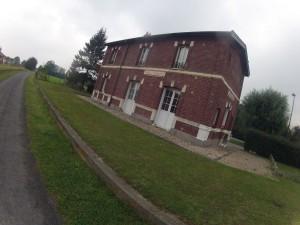 La voie verte, une ancienne voie de chemin de fer