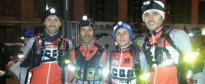 Raid Runners à la Noct'Orientation 2014