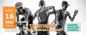 Triathlon de Boulogne-Billancourt 2015