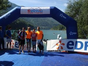 L'ACBB Triathlon à l'Alpe