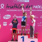 Podium mini poussins