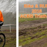 Bike and Run de l'ACBB Triathlon - 20 mars 2016