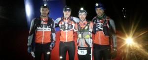 ACBB Triathlon à la Noct'Orientation 2015