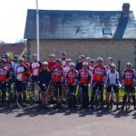 Stage vélo en Normandie 2016