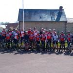 L'ACBB Triathlon en stage vélo à Houlgate