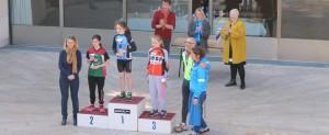 Podium pour l'ACBB Triathlon au triathlon Avenir de Courbevoie 2016