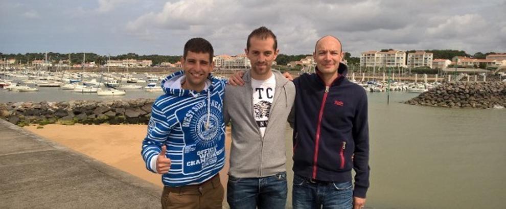 Demi-finale D3 homme à Jard sur mer : les résultats