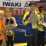 Deux podiums jeune au Bike and Run de Palaiseau !