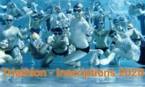 Inscriptions 2020-2021 ACBB Triathlon