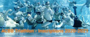 Inscriptions 2020-2021 ACBB Triathlon