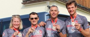 Finisher Triathlon Roth 2013