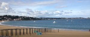 Ironbask plage de St Jean de Luz