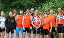 ACBB Triathlon au triathlon du lac des sapins 2013