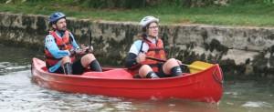 Canoe raid ROC37