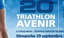 20ème triathlon avenir du Stade Français