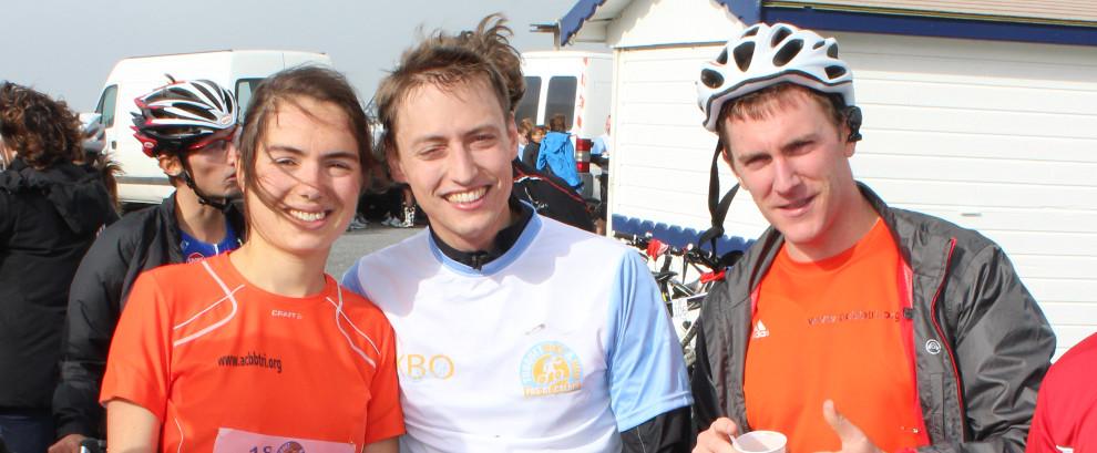ACBB Triathlon au Bike'n run du Touquet