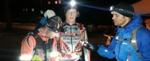 ACBB Triathlon à la Noct'Orientation 2013
