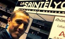 Ronan Lumbroso à la Saintelyon 2013