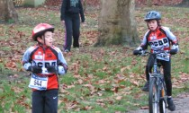 Jeunes ACBB au bike and run de Versailles