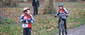 Jeunes ACBB au bike and run de Versailles