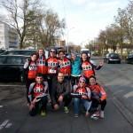 Groupe au duathlon de Meaux 2014