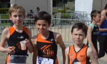 Triathlon de Courbevoie 2014