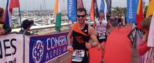 Triathlon Cannes 2014