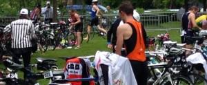 Triathlon de la vallée de l'Iton 2014