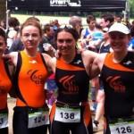 Triathlon du Roi Versailles 2014
